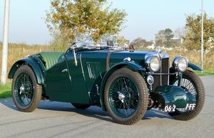 MG J2 Supercharged 1933