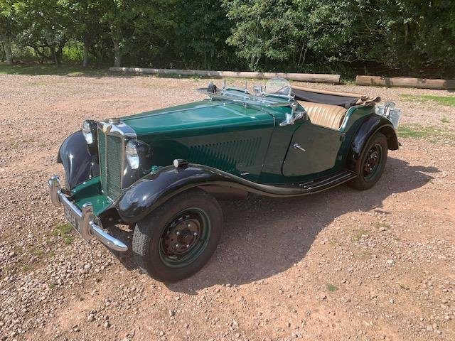 1953 MG TD For Sale (picture 6 of 6)