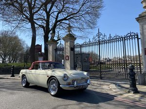 1969 MG C - Completely restored & 204 miles only since For Sale