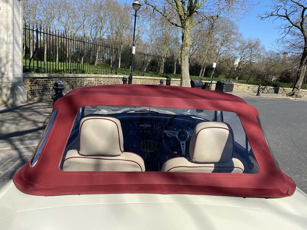 1969 MG C - Completely restored & 204 miles only since For Sale (picture 8 of 24)