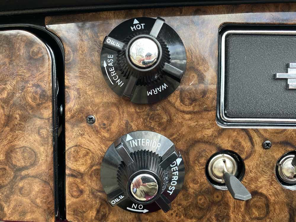 1969 MG C - Completely restored & 204 miles only since For Sale (picture 20 of 24)