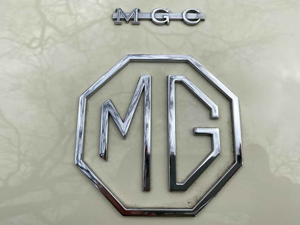 1969 MG C - Completely restored & 204 miles only since For Sale (picture 24 of 24)