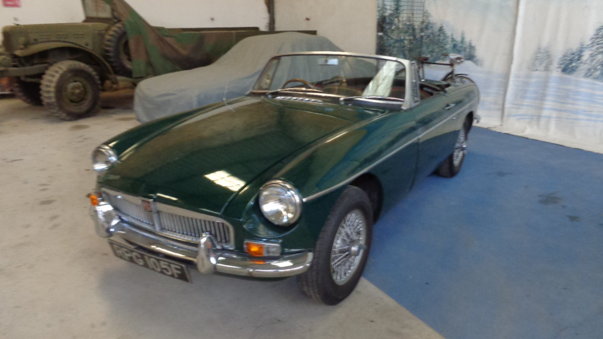 MGB 1967 For Sale (picture 1 of 6)