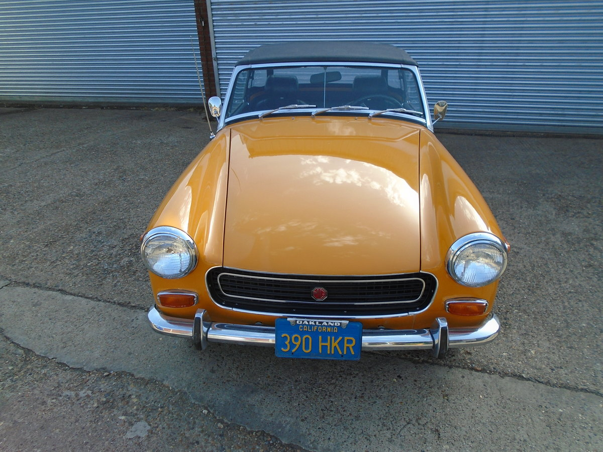 mg midget 1973.one owner SOLD (picture 3 of 6)