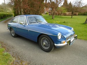 Picture of 1970 MGB GT with Overdrive SOLD