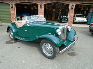 Picture of 1953 MG TD Matching Numbers Car  SOLD