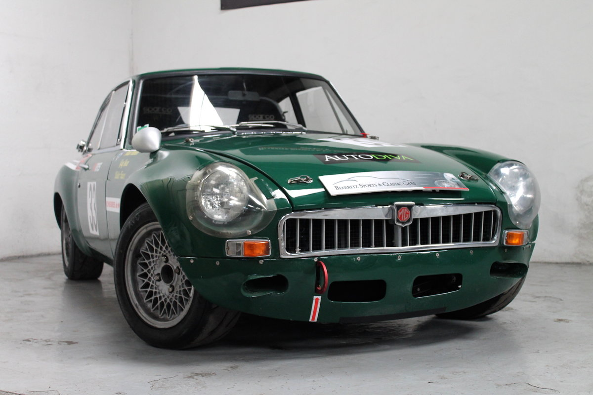 1970 MG B GT Race & Rally For Sale (picture 1 of 6)