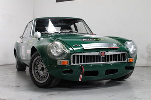1970 MG B GT Race & Rally SOLD