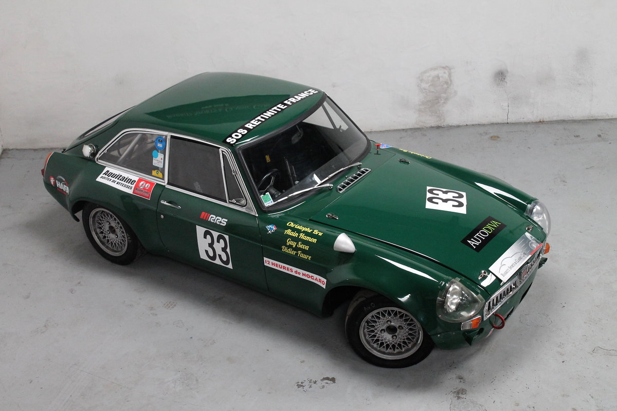 1970 MG B GT Race & Rally For Sale (picture 2 of 6)