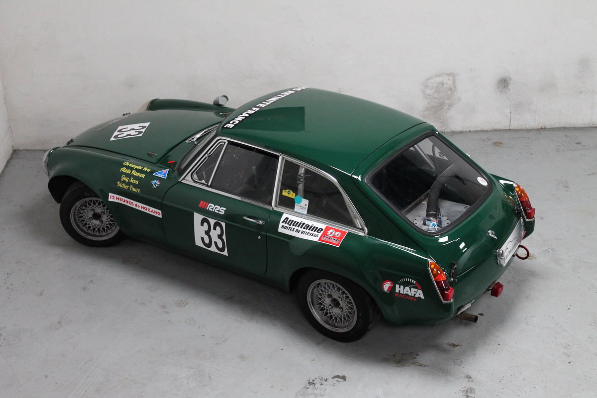 1970 MG B GT Race & Rally For Sale (picture 3 of 6)