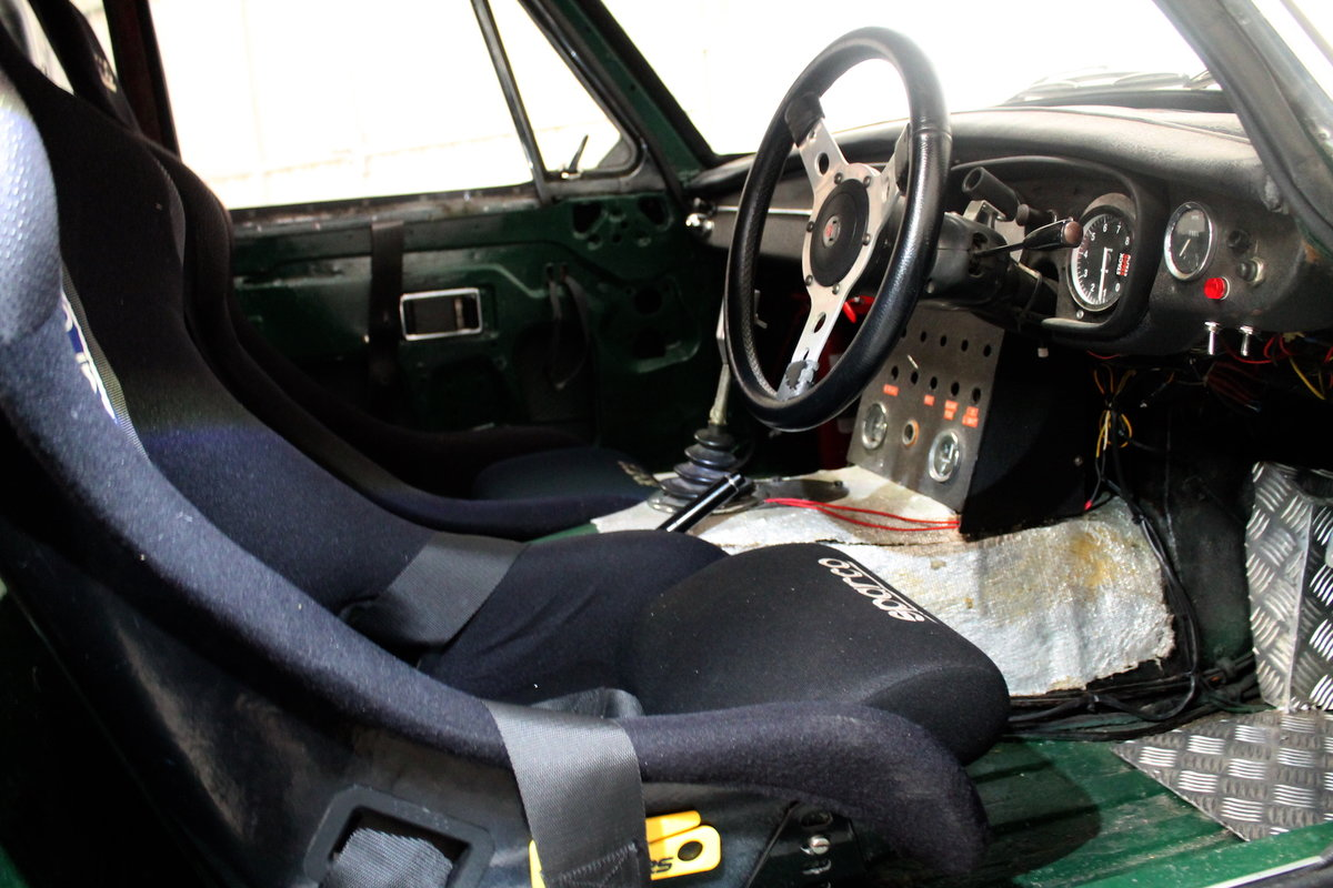 1970 MG B GT Race & Rally For Sale (picture 4 of 6)