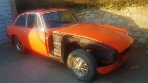 1981 MGB GT project
