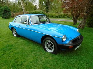 Picture of 1978 MGB GT with Overdrive  SOLD