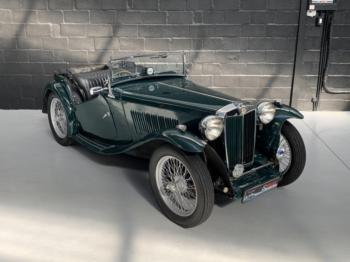 1949 MG TC For Sale (picture 1 of 6)