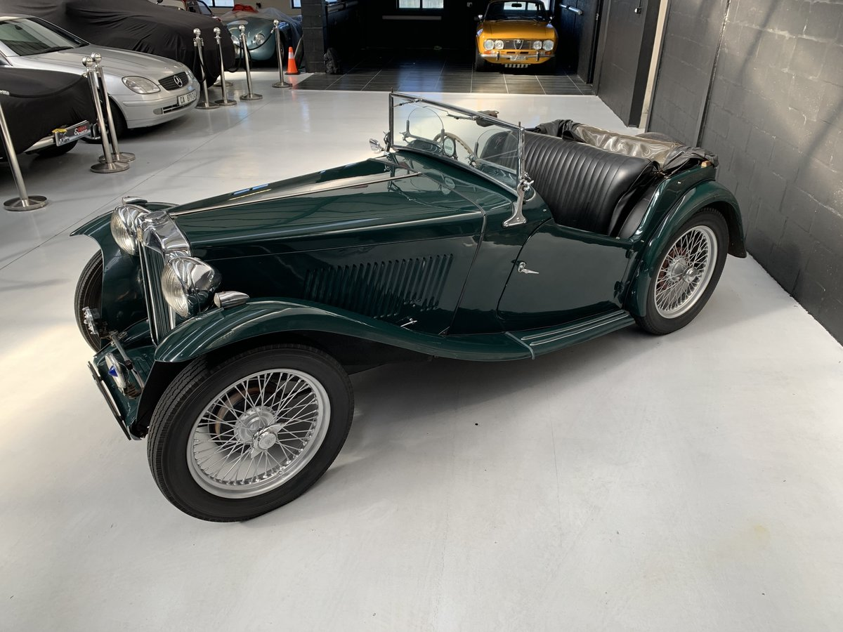 1949 MG TC For Sale (picture 2 of 6)