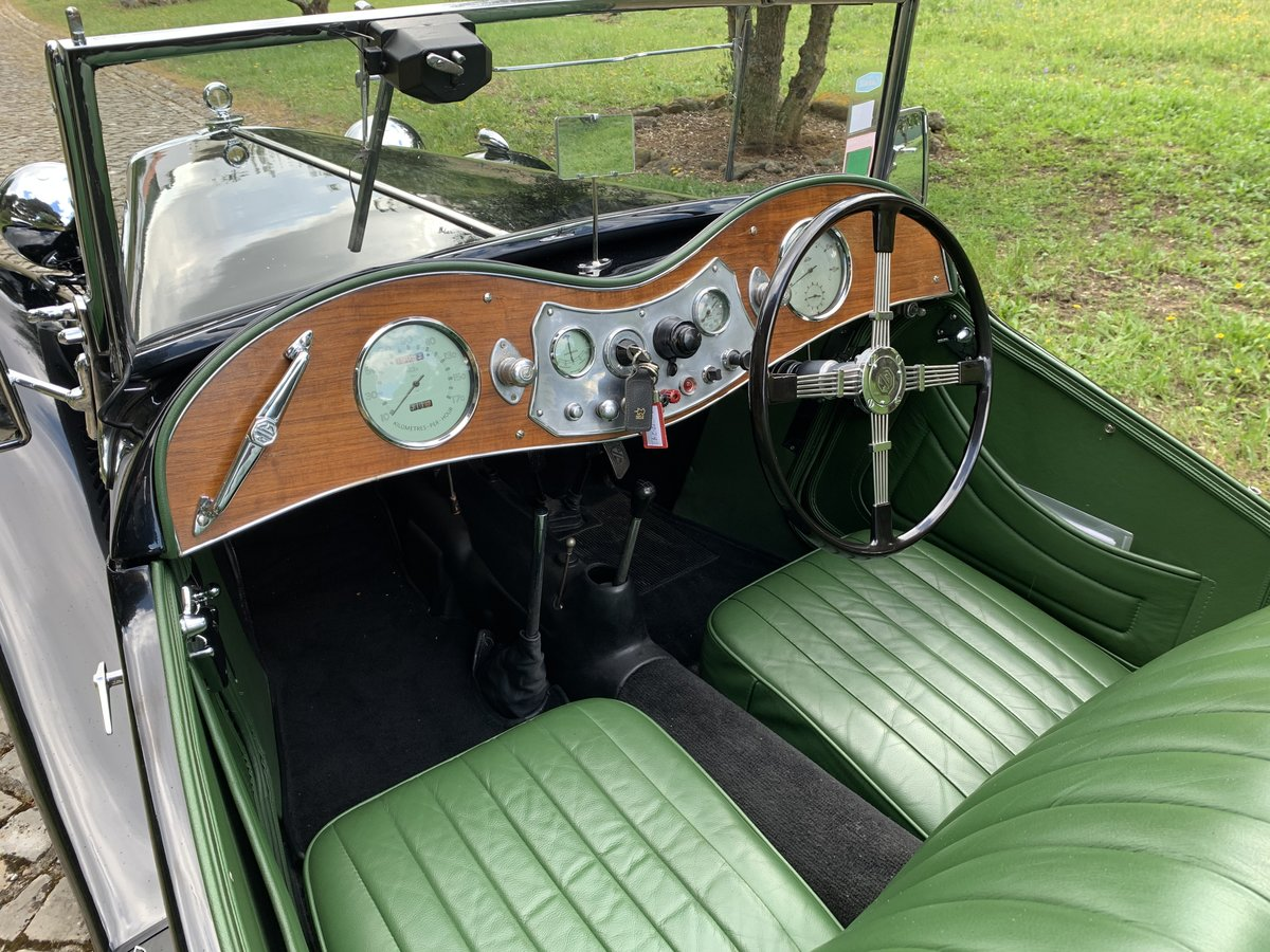 1946 MG TC Supercharged For Sale (picture 4 of 6)