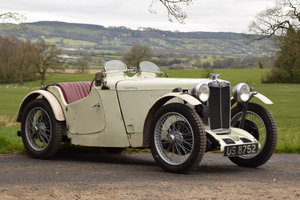Picture of 1934 MG PA Supercharged  SOLD