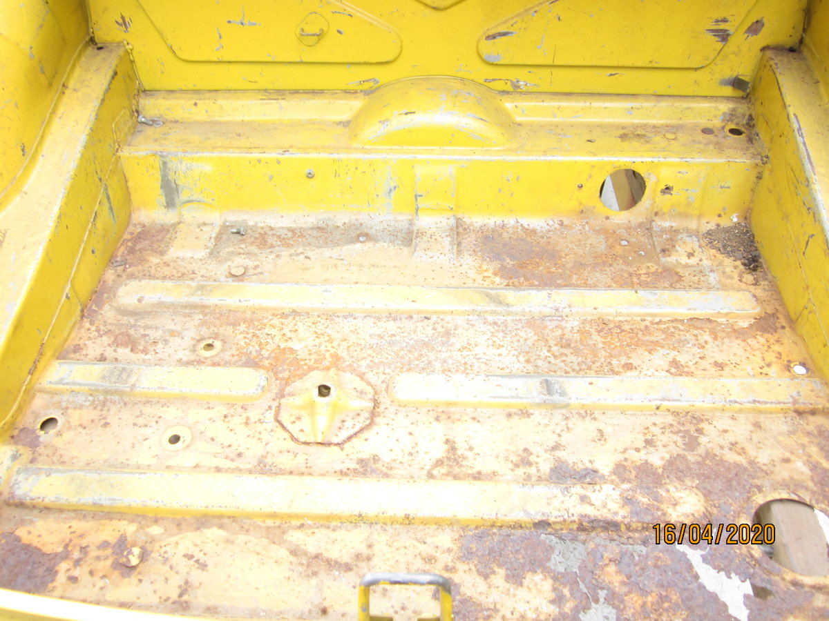 1978 MGB roadster Bodyshell For Sale (picture 6 of 6)