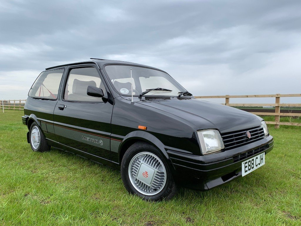 1987 MG METRO 1300 WITH ONLY 29,000 MILES AND 1 OWNER! For Sale (picture 1 of 6)