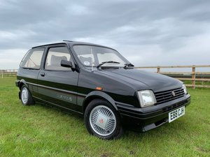 1987  MG METRO 1300 WITH ONLY 29,000 MILES AND 1 OWNER!