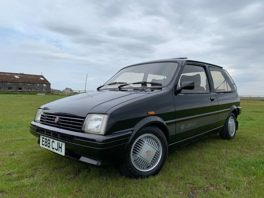 1987 MG METRO 1300 WITH ONLY 29,000 MILES AND 1 OWNER! For Sale (picture 2 of 6)