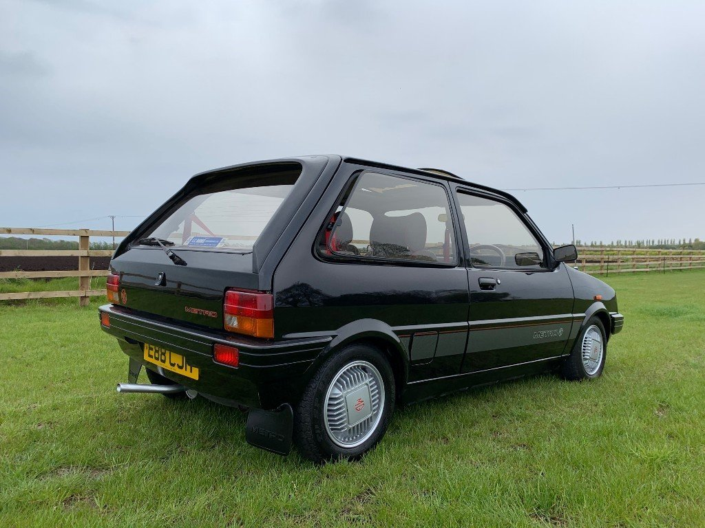 1987 MG METRO 1300 WITH ONLY 29,000 MILES AND 1 OWNER! For Sale (picture 3 of 6)