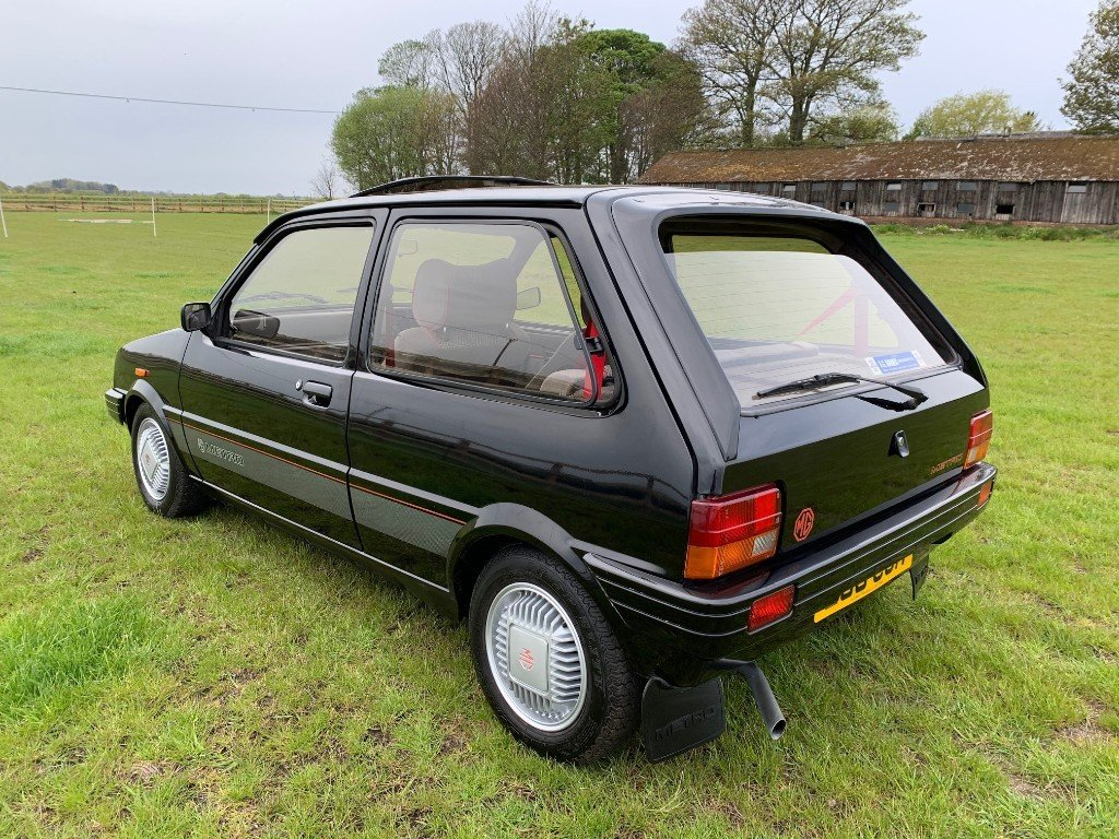 1987 MG METRO 1300 WITH ONLY 29,000 MILES AND 1 OWNER! For Sale (picture 4 of 6)