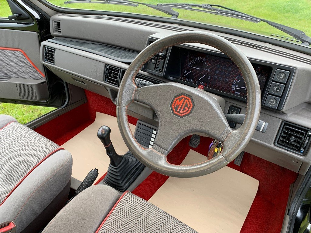 1987 MG METRO 1300 WITH ONLY 29,000 MILES AND 1 OWNER! For Sale (picture 6 of 6)