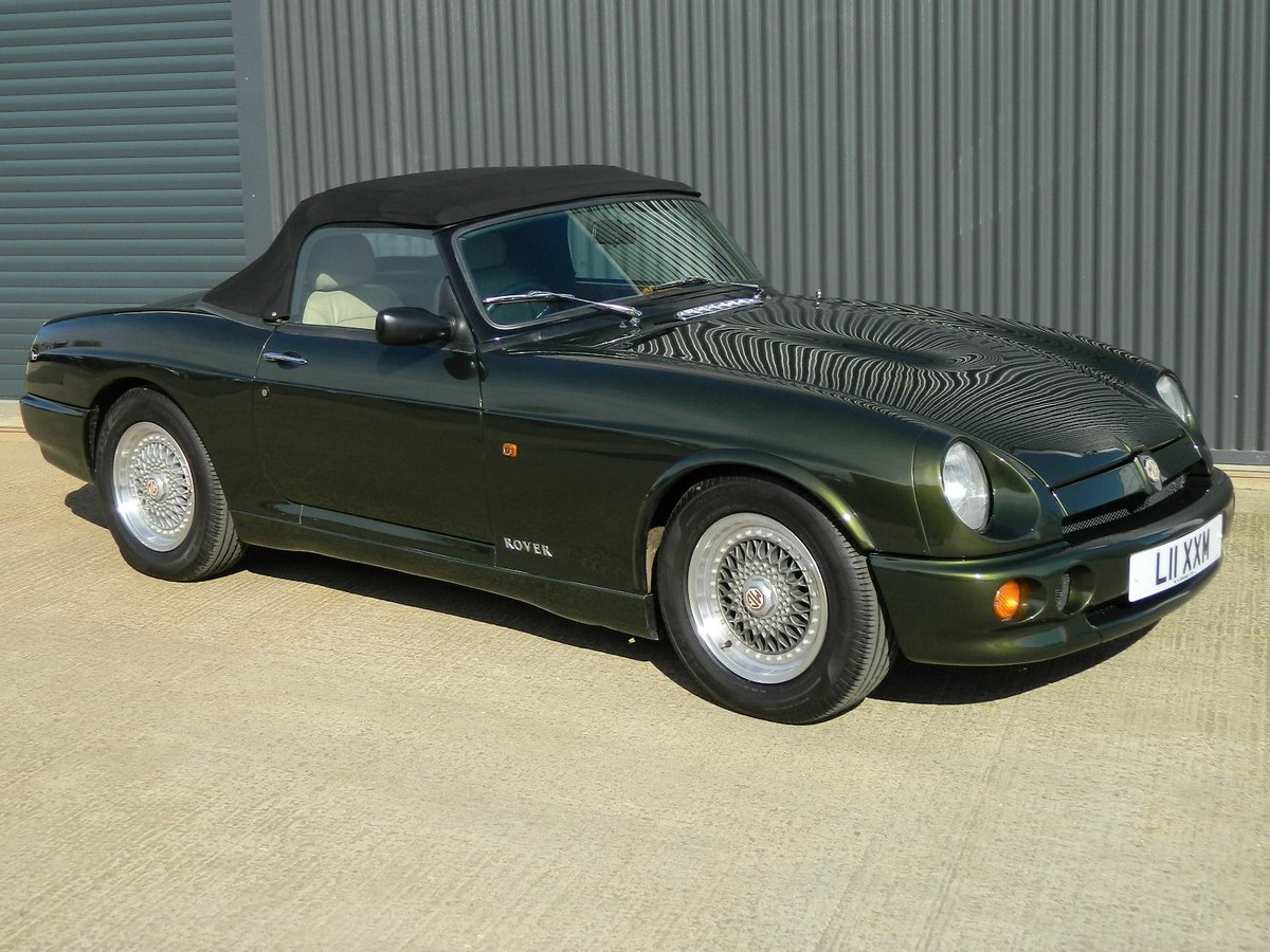 1994 MG RV8 4.0 For Sale (picture 1 of 6)