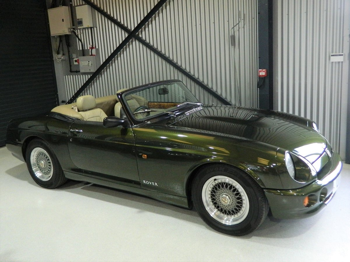 1994 MG RV8 4.0 For Sale (picture 3 of 6)
