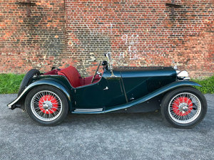 MG PB (highly Mille Miglia eligible)