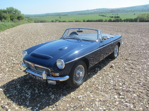 MGB Roadster 1970 Sussex SOLD