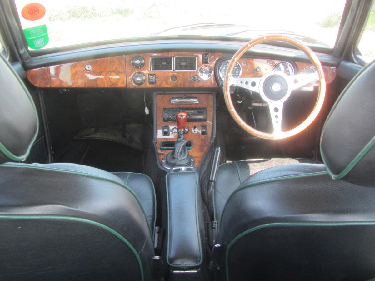 1975 MGBGT V8 Manual For Sale (picture 6 of 6)