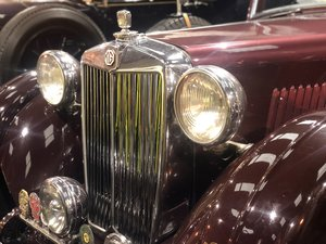 1936 MG VA Saloon  SOLD