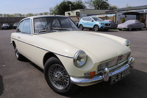 Picture of 1967 MGB GT MK1 in Old English white SOLD