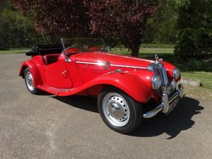 1954 MG TF For Sale