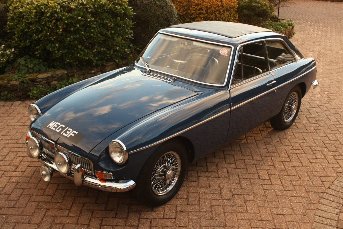 1967 MGB, GT, MG Midgets Wanted! For Sale (picture 1 of 1)