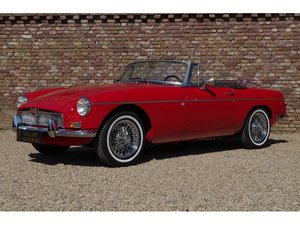 1966 MG B Roadster Full Restoration Great condition throughout For Sale