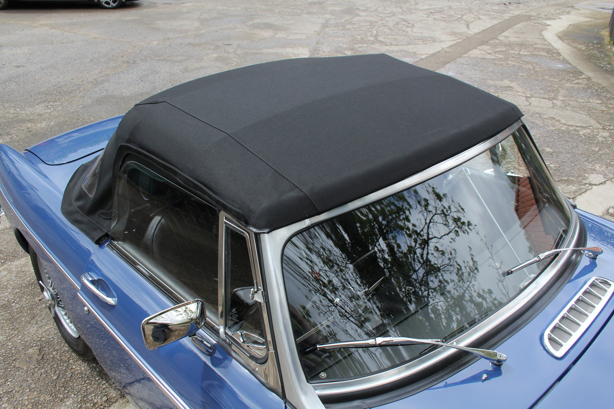 1966 MGB Roadster, show standard, original colours, UK car For Sale (picture 17 of 20)