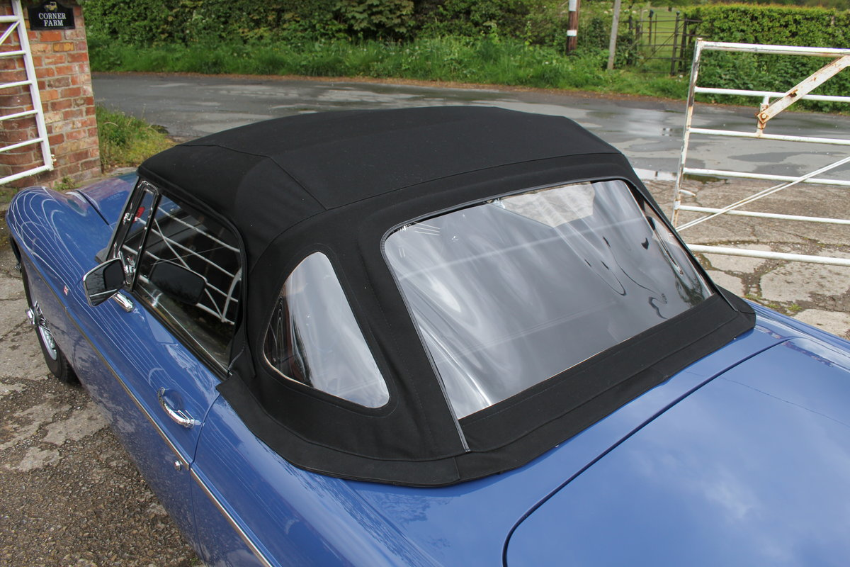 1966 MGB Roadster, show standard, original colours, UK car For Sale (picture 20 of 20)