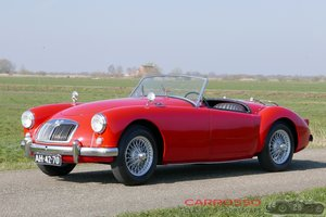 MGA 1500 Roadster in very good condition