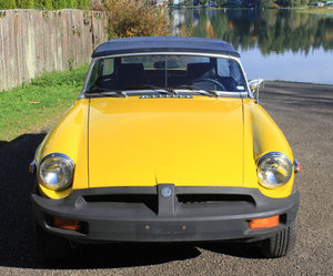 1980 MG MBG For Sale
