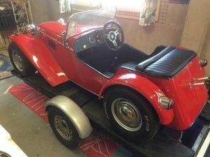 Mg 2/3rd scale model, petrol engine auto superb