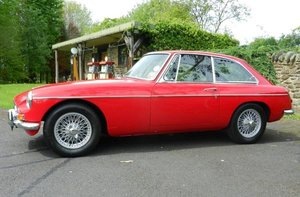 Picture of 0001 MGB GT WANTED MGB GT WANTED MGB GT WANTED MGB GT WANTED