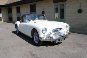 1957 MG A 1500 ROADSTER  For Sale