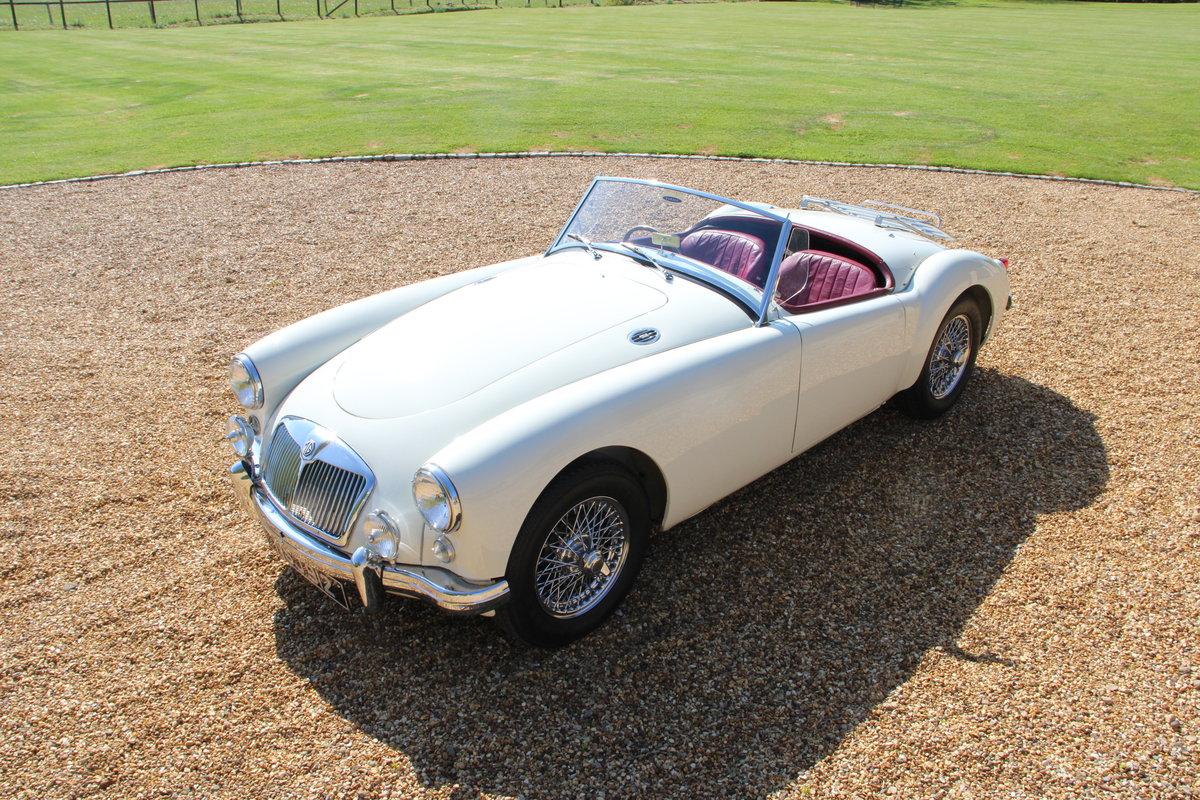 1957 MG A 1500 ROADSTER  For Sale (picture 8 of 20)