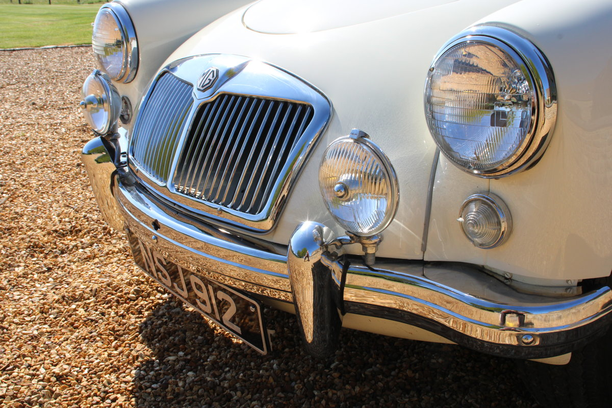1957 MG A 1500 ROADSTER  For Sale (picture 11 of 20)