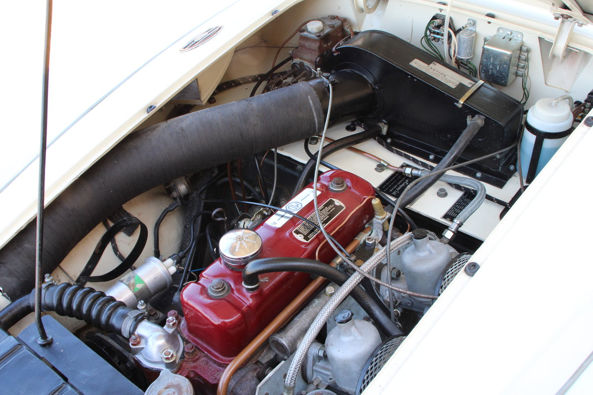 1957 MG A 1500 ROADSTER  For Sale (picture 12 of 20)