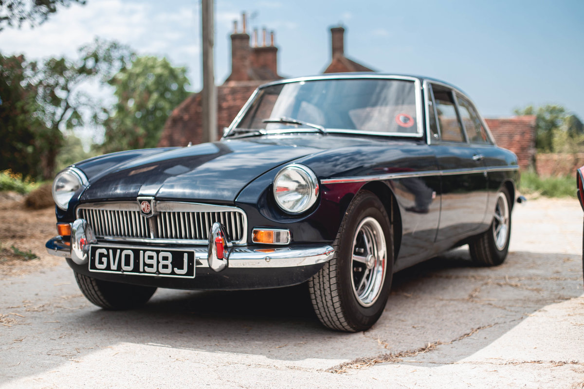 1971 MGB GT for hire in London and Surrey For Hire (picture 3 of 6)
