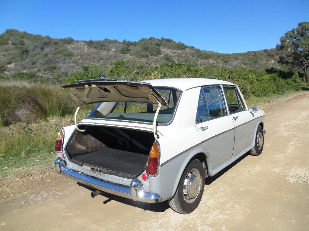 1964 MG 1100 Very good condition extremely rare For Sale (picture 3 of 6)